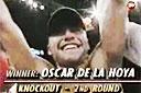 オスカー・デ・ラ・ホーヤ-2階級制覇