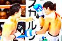 山中慎介 vs   アルベルト・ゲバラ